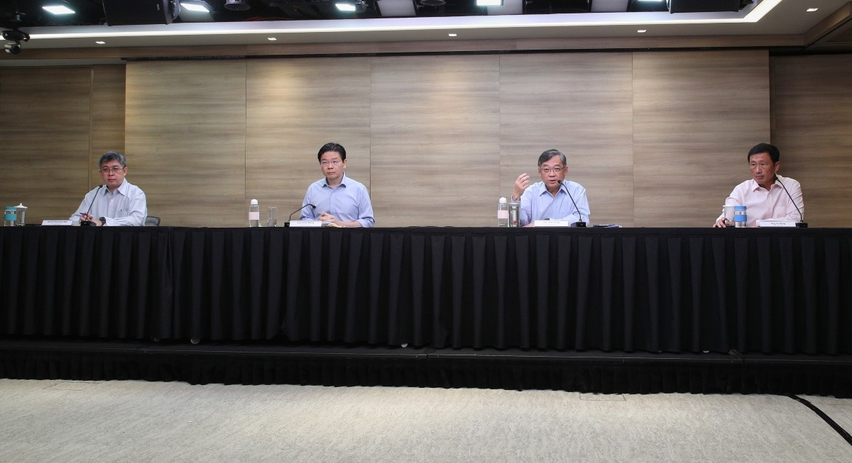 Singapore tightens community measures further as Covid cases spike, WFH to be default - THE EDGE SINGAPORE