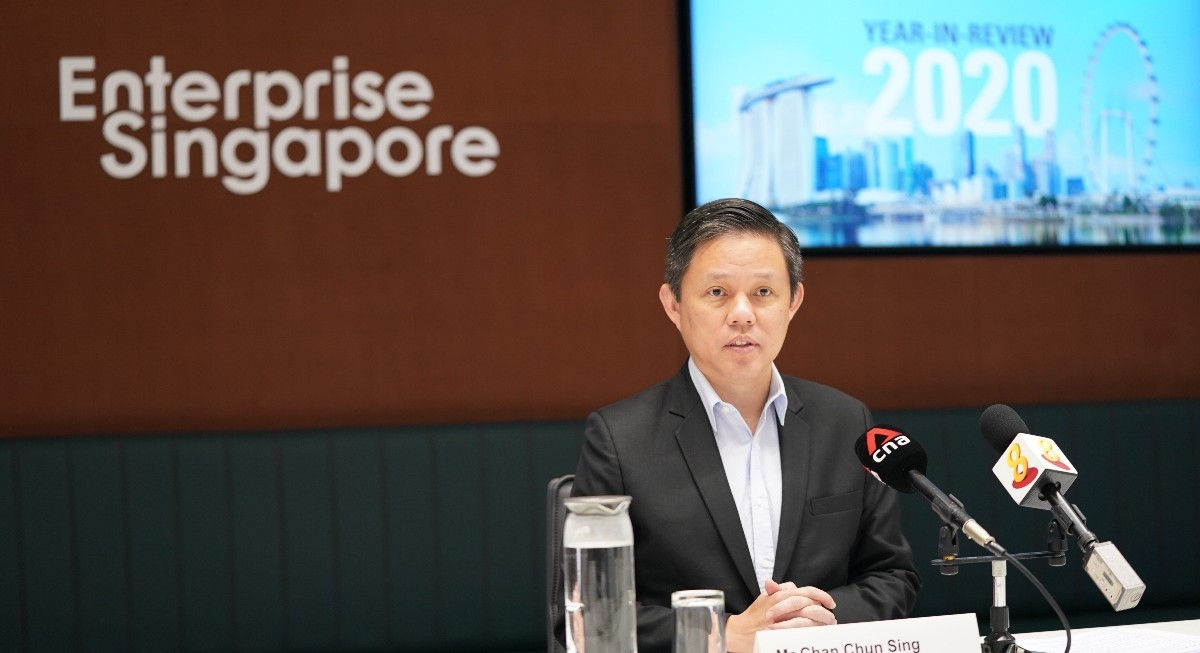 Support rendered to firms by Enterprise Singapore in 2020 slated to create 22,000 PMET jobs and $18.4 billion in value-add  - THE EDGE SINGAPORE