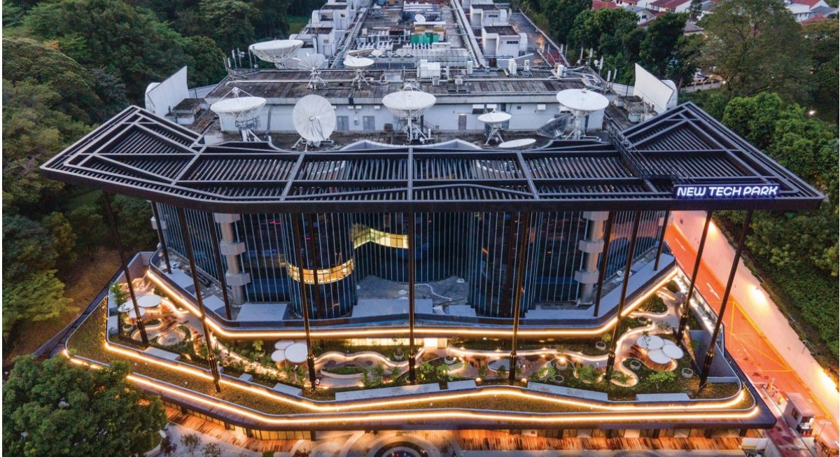 Sabana REIT receives boost from NTP+, moving averages, as STI remains in corrective mode - THE EDGE SINGAPORE