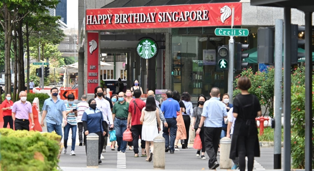 Hold growth and cyclical stocks such as A-REIT, DBS, Keppel Corp, MINT, SATS, Sembcorp amid short-term volatility: OCBC - THE EDGE SINGAPORE