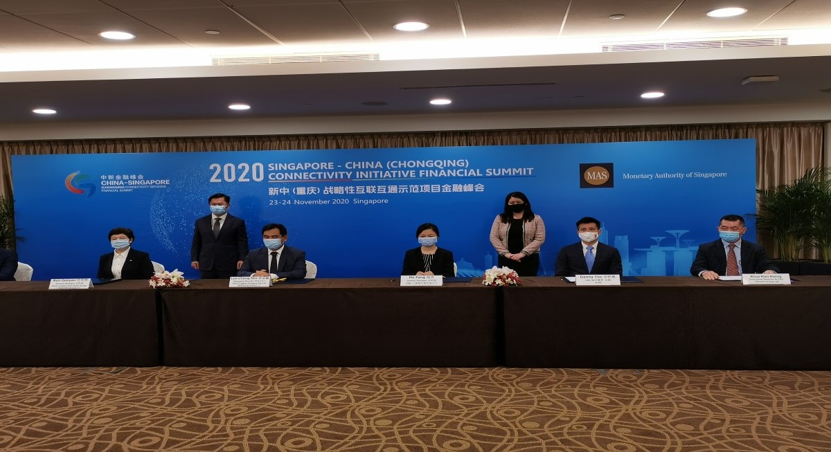 Homegrown fintech firm signs MOU with Chongqing Monetary Authority - THE EDGE SINGAPORE