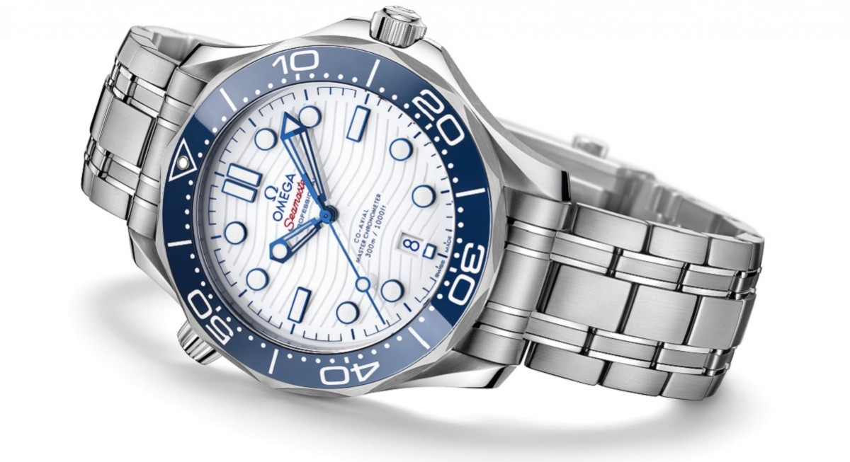 iscover the special Omega watches celebrating the Tokyo 2021 Olympics - THE EDGE SINGAPORE