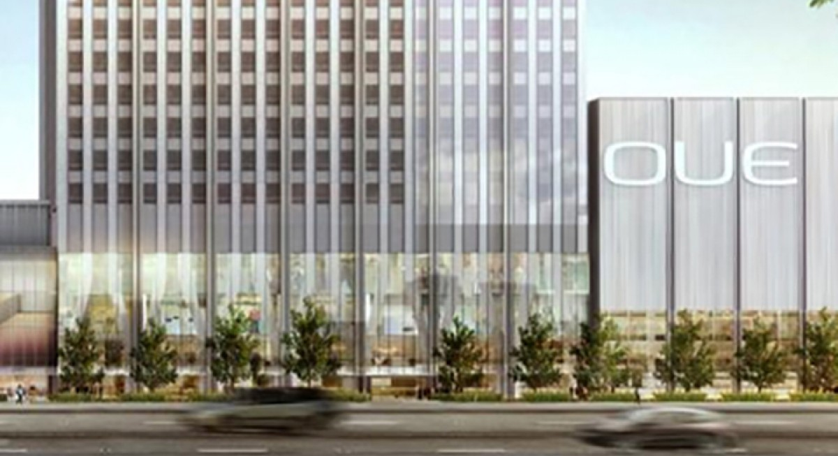 OUE to sell Downtown serviced apartments and business for combined $289 mil