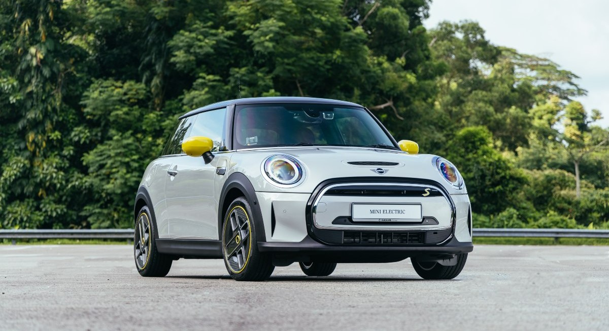 In the driver's seat: The new Mini Electric is one fun ride that packs a powerful punch - THE EDGE SINGAPORE