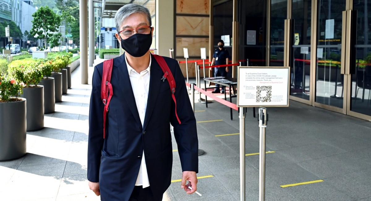 John Soh wanted Dick Gwee to share blame in CAD probe - THE EDGE SINGAPORE