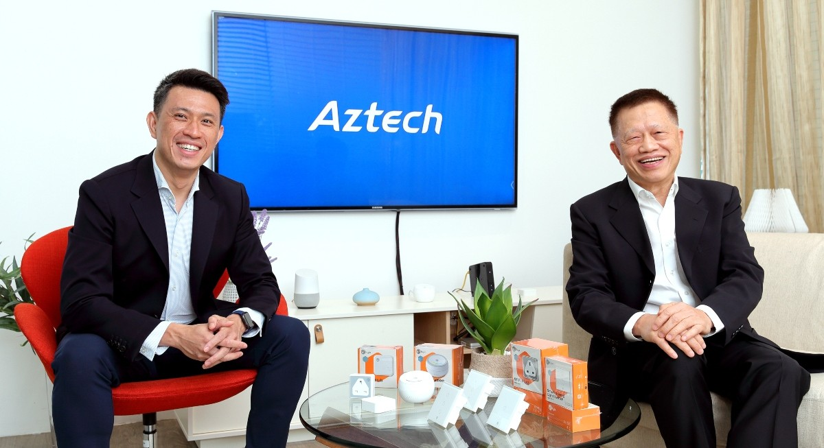 Aztech's Mun ditches roast duck and stays  focused on electronics core - THE EDGE SINGAPORE