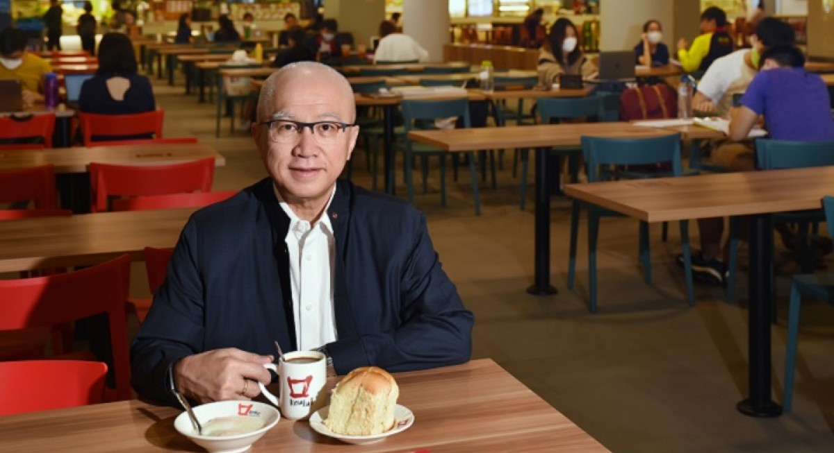 Hold on to Koufu as a feast is coming - THE EDGE SINGAPORE