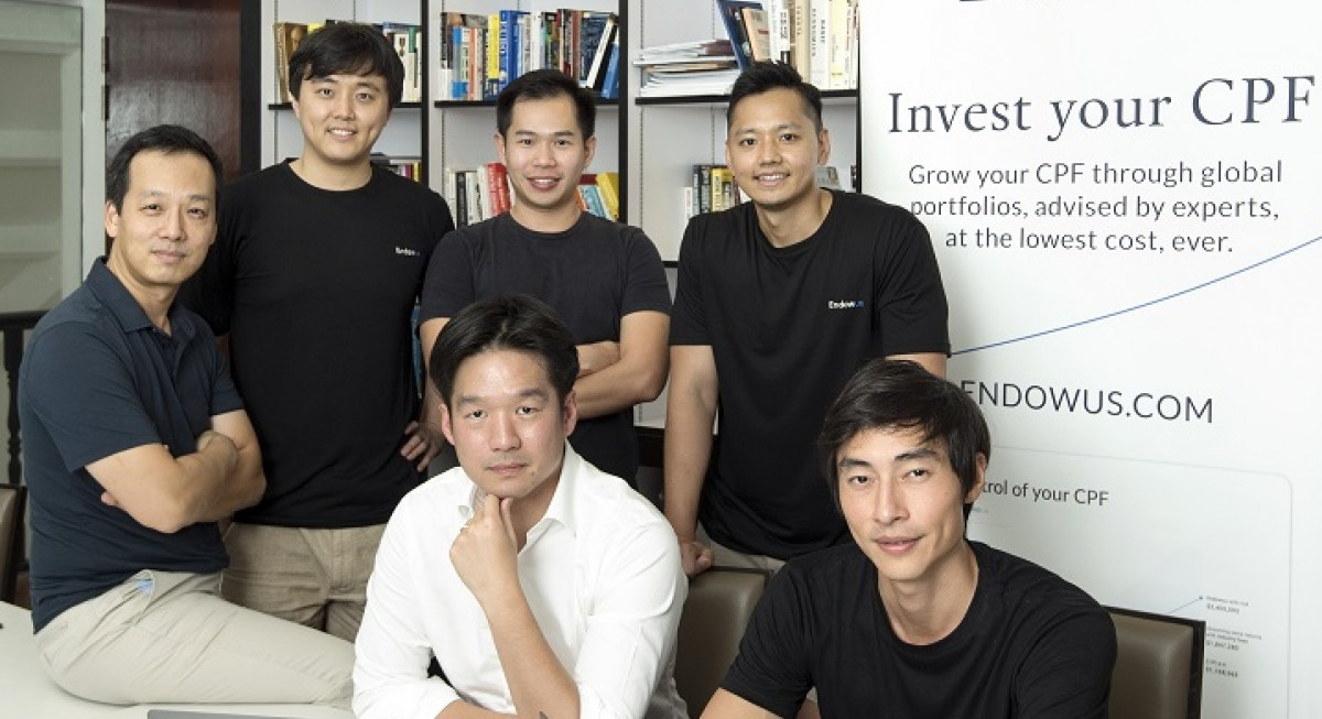 Endowus raises $23 mil to fund regional expansion starting with Hong Kong - THE EDGE SINGAPORE