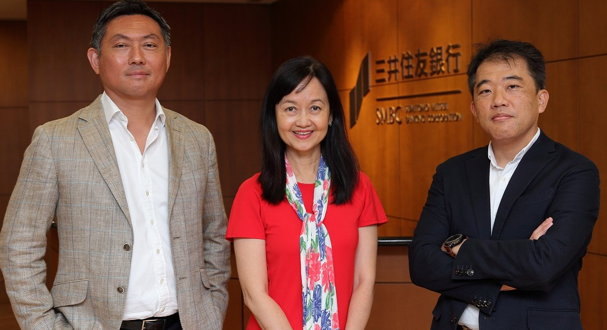 SMBC ramps up digitalisation efforts with Covid-19 as catalyst - THE EDGE SINGAPORE