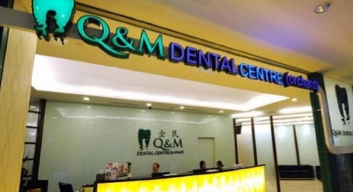 Analysts grinning on Q&M Dental - THE EDGE SINGAPORE