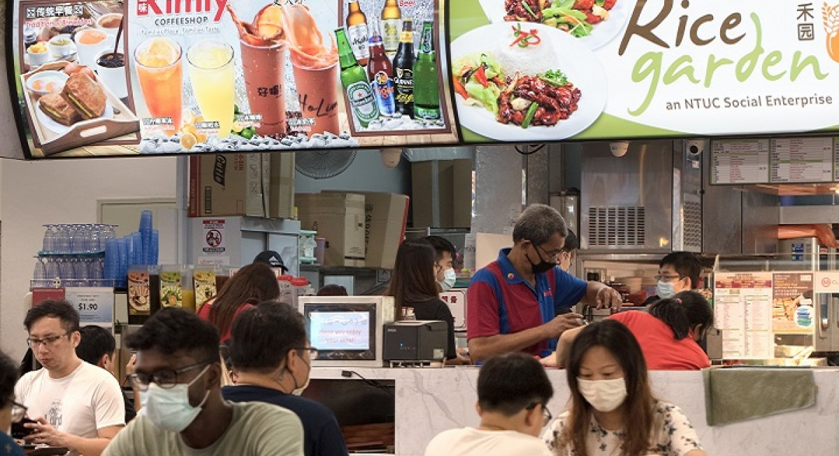 F&B players in heartlands winner in latest tightened measures: CGS-CIMB - THE EDGE SINGAPORE