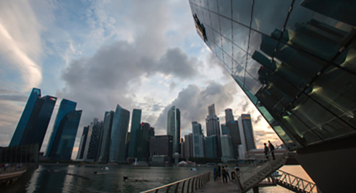 Downtown Singapore is a new property playground