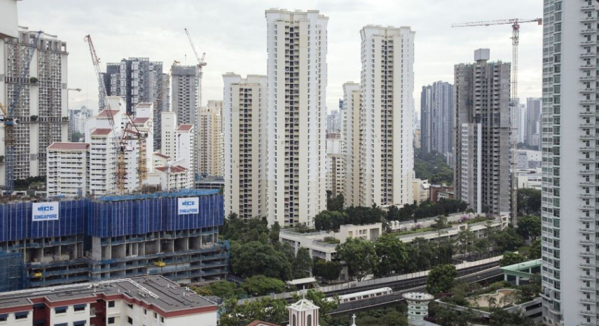 Singapore home prices post first drop in 6 quarters