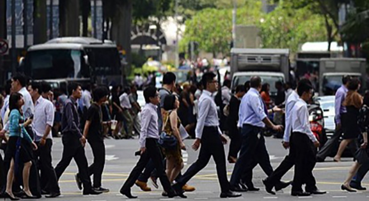 Singapore's unemployment rate improves for fourth month in February - THE EDGE SINGAPORE