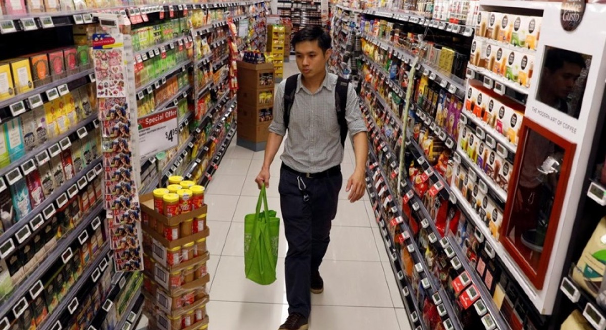 Singapore's inflation levels pick up in March - THE EDGE SINGAPORE
