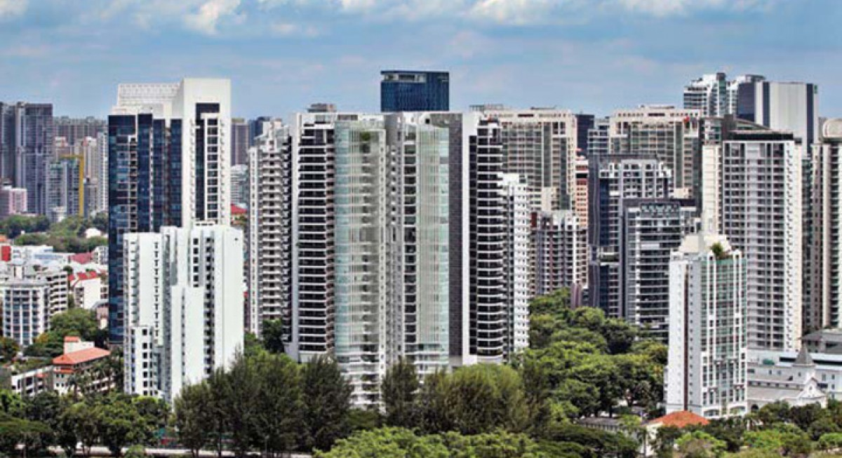 A stock investor's journey into the property market