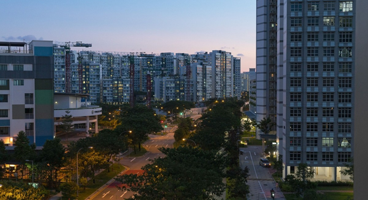 An increase in property price index between 5-8% could tip property market into 'bubble territory': DBS - THE EDGE SINGAPORE