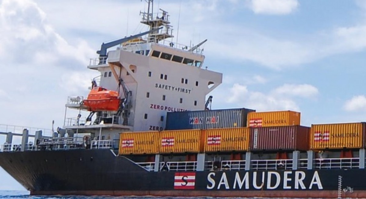 Samudera Shipping Line disposes of container vessel for $16.8 mil - THE EDGE SINGAPORE