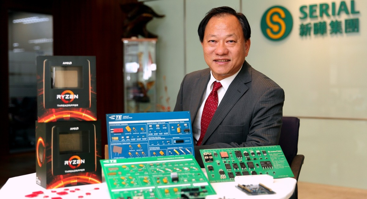 Stung by TI's loss, Serial System diversifies beyond semicon distribution - THE EDGE SINGAPORE