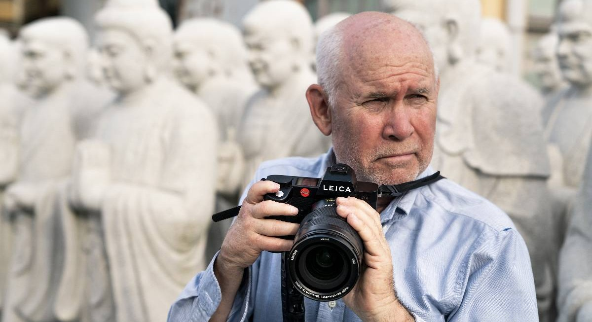 The visual storyteller: Photographer Steve McCurry on his new exhibition and the iconic Afghan Girl  - THE EDGE SINGAPORE
