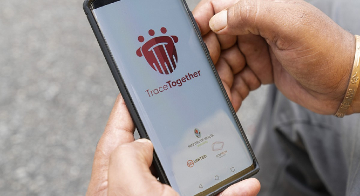 Singapore's TraceTogether halves contact tracing time, says leading engineer - THE EDGE SINGAPORE