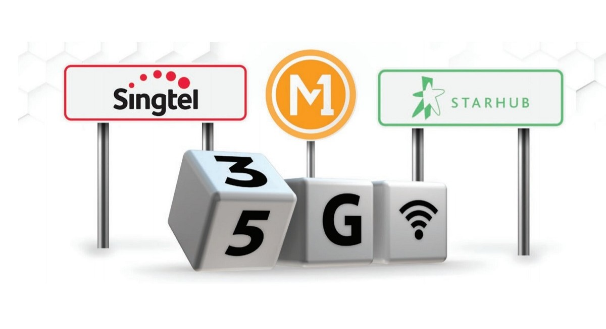 From 3G to 5G - THE EDGE SINGAPORE