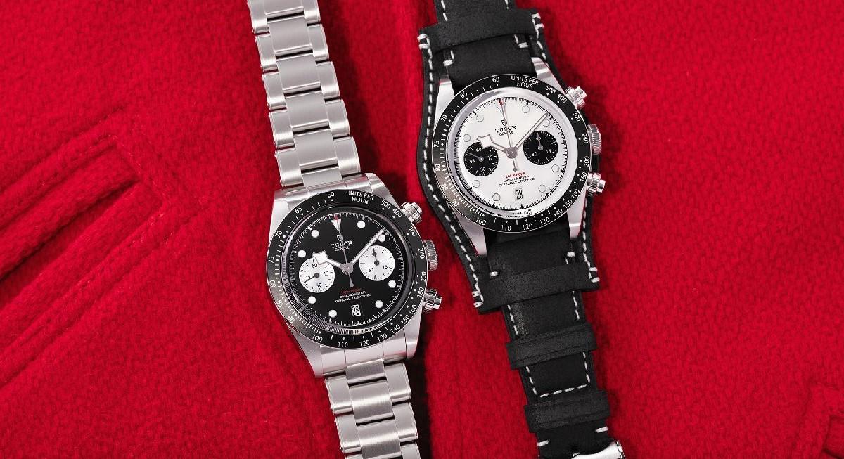 Tudor celebrates 50 years of chronographs with an update on its Black Bay Chrono - THE EDGE SINGAPORE