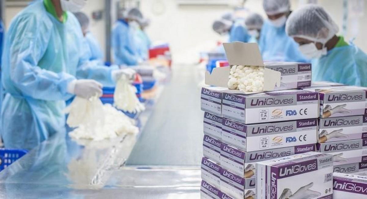 Malaysian glove maker UG Healthcare wins for overall sector - THE EDGE SINGAPORE