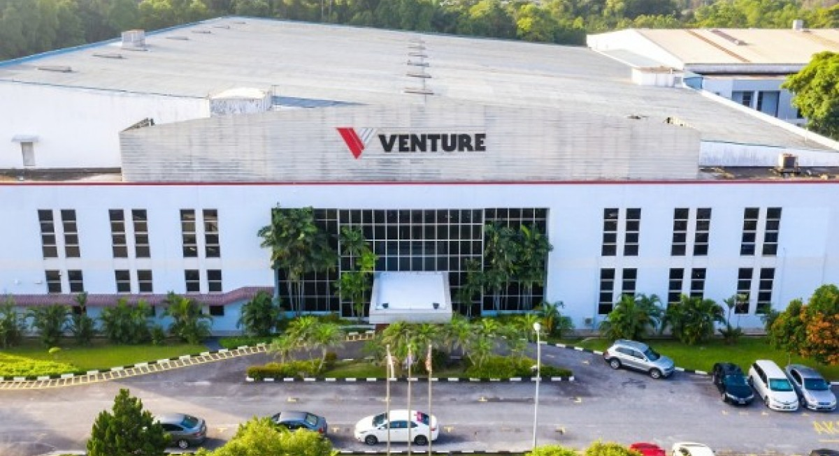Venture Corp sees 7.6% rise in 1H21 earnings; declares interim dividend of 25 cents - THE EDGE SINGAPORE
