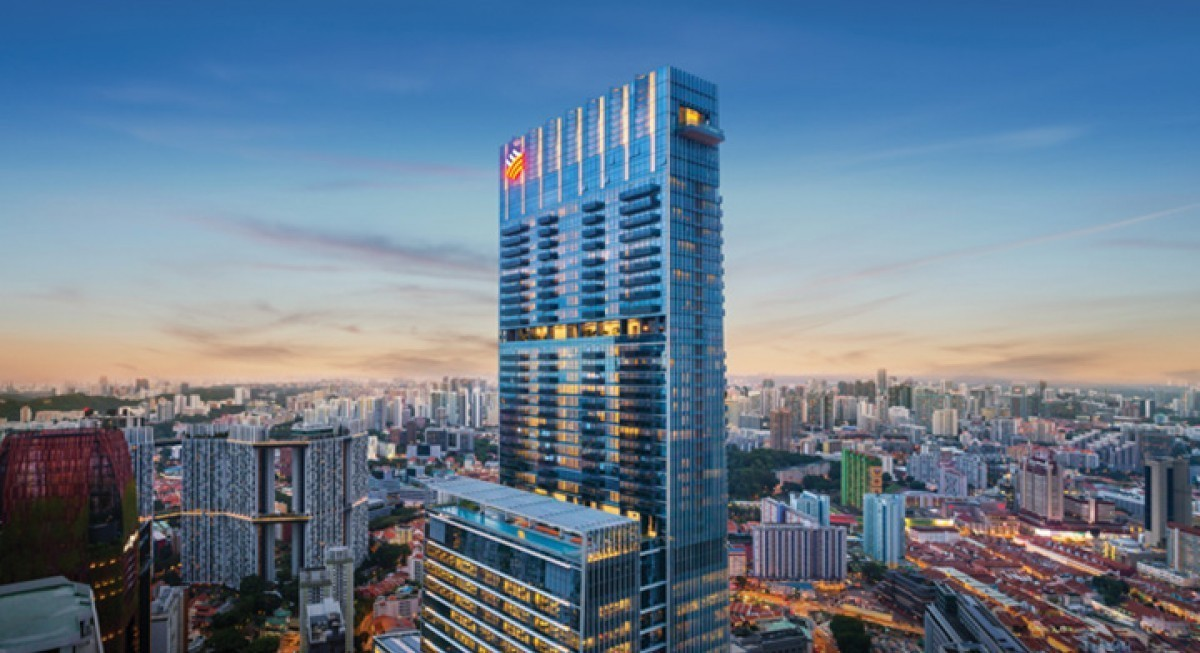 GuocoLand records 48% growth in FY2021 earnings to $169.1 mil - THE EDGE SINGAPORE