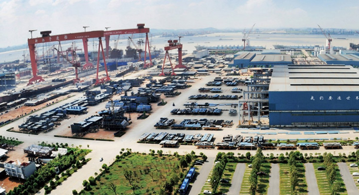 UOB Kay Hian keeps 'buy' on Yangzijiang as it sees more upside for the containership market - THE EDGE SINGAPORE