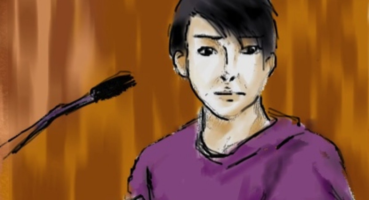 Sketch of Yeo Jiawei