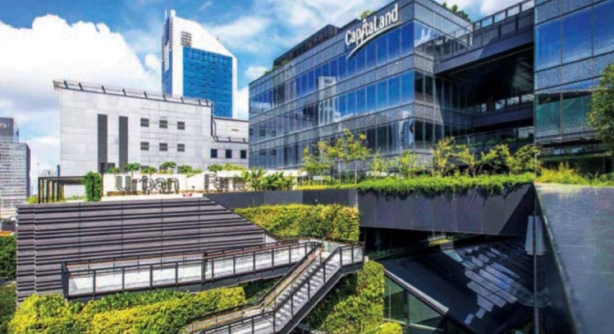 CapitaLand reports 'relative resilience' in office and business arm in 1Q business update