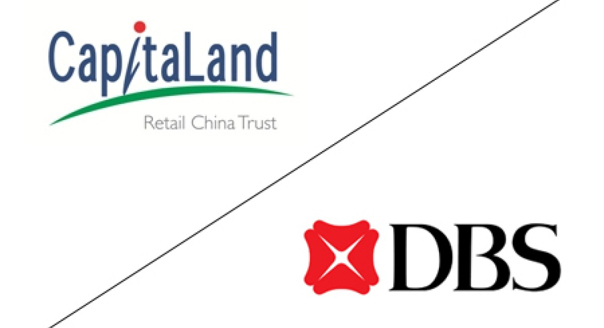 CapitaLand Retail China Trust - DBS