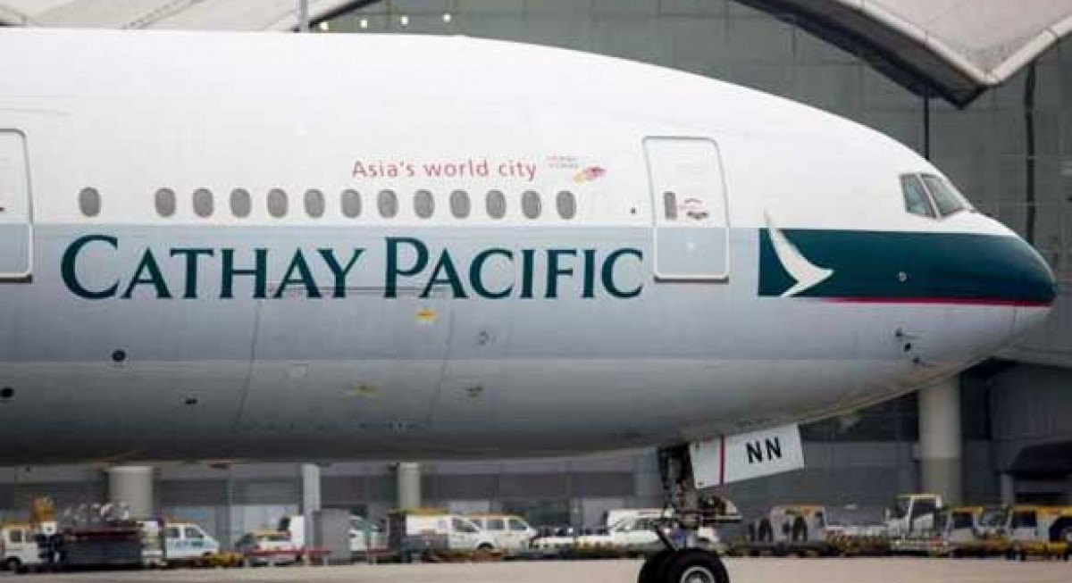 Cathay Pacific to let go of 5,900 employees under restructuring process - THE EDGE SINGAPORE