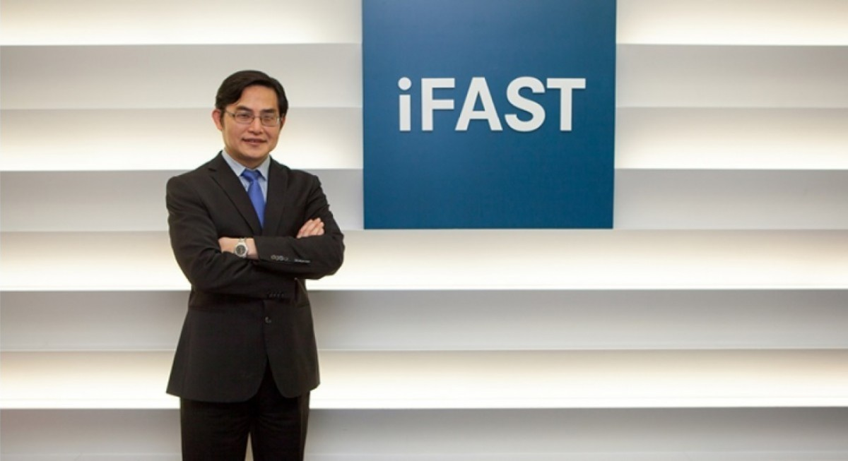 iFAST Corp's AUA grows 44.5% y-o-y to record $14.45 bil - THE EDGE SINGAPORE