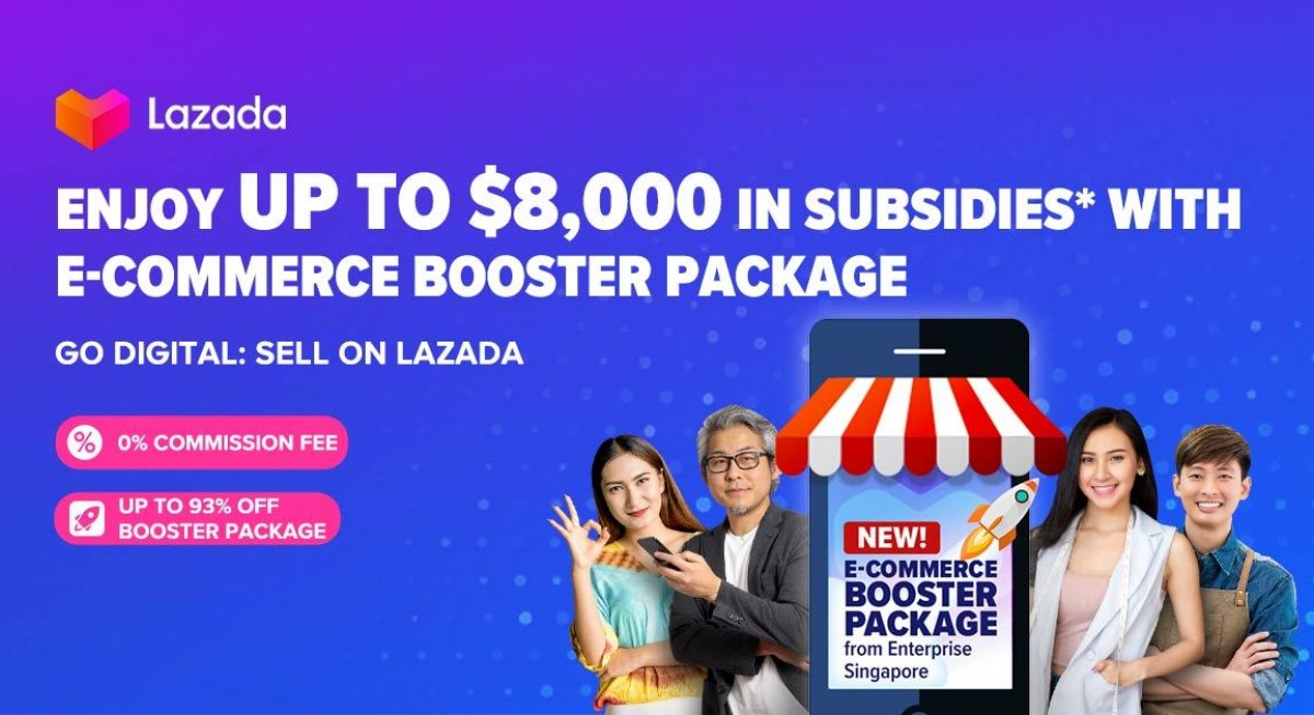 Lazada and Enterprise Singapore to offer subsidies for SMEs to go digital - THE EDGE SINGAPORE