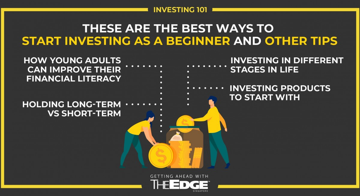 The best ways to start investing as a beginner, according to a financial consultant - THE EDGE SINGAPORE