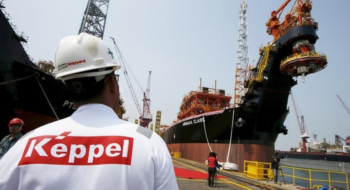 Keppel Corp reverses swings back to the black in 1H21; interim dividend jumps to 12 cents - THE EDGE SINGAPORE