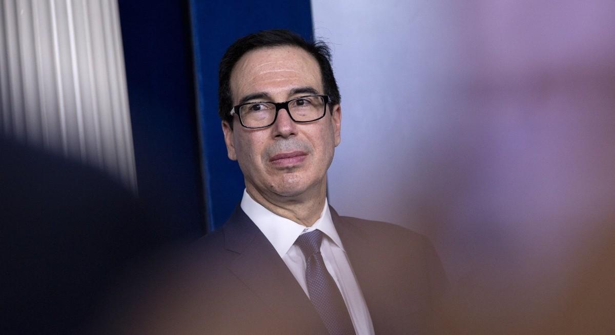 Mnuchen to put US$455 bil beyond presumed successor Yellen's easy reach - THE EDGE SINGAPORE