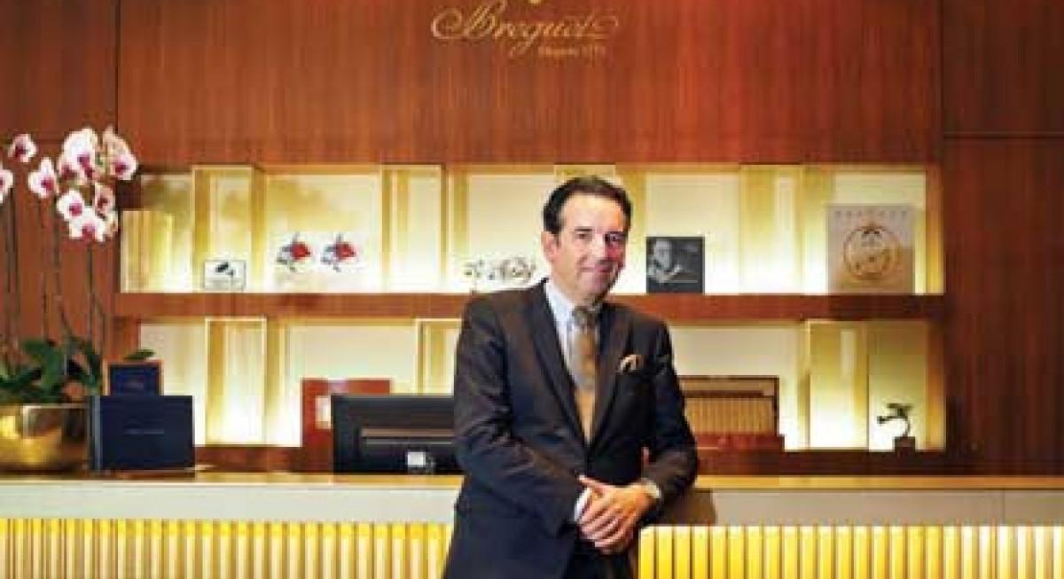 Emmanuel Breguet