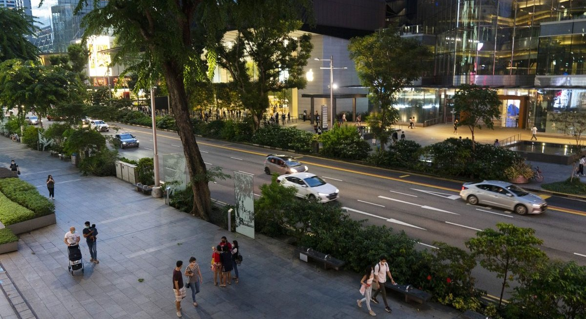 Lendlease Global Commercial REIT remains DBS's top pick among REITs in Orchard Road - THE EDGE SINGAPORE