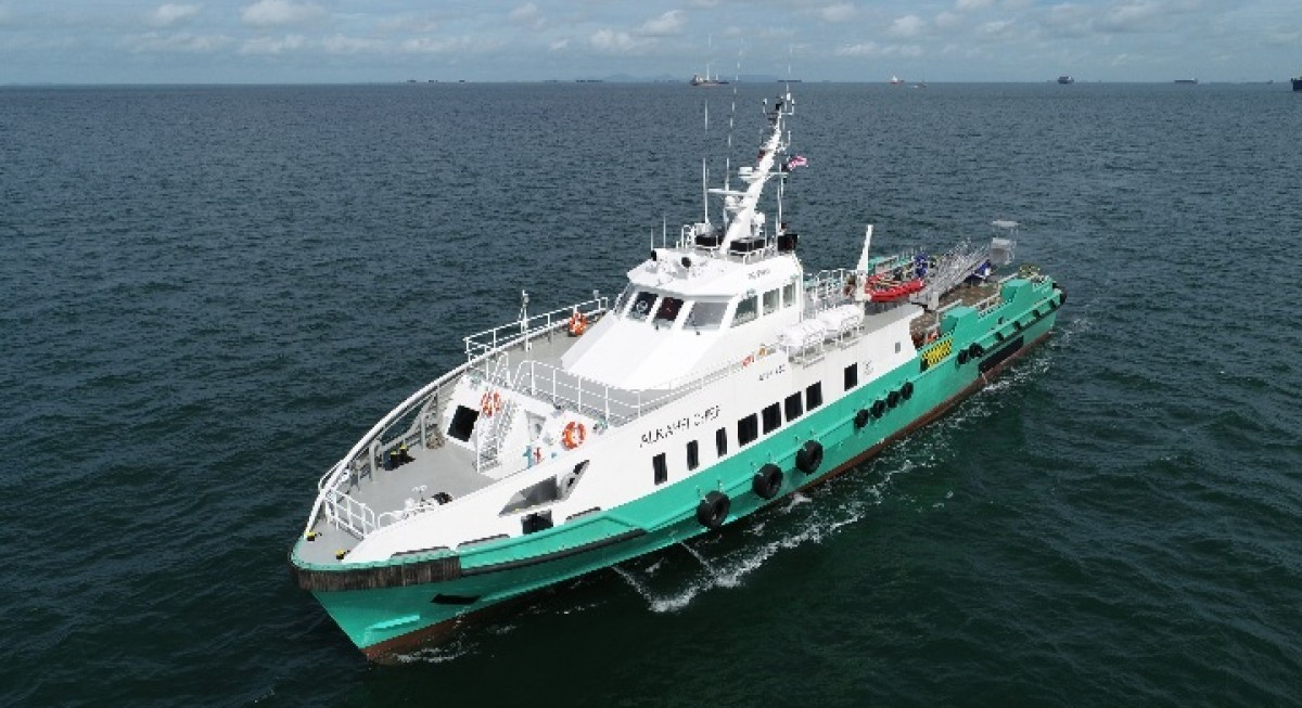 Penguin's core shipbuilding and crewboat chartering businesses 'negatively' affected by Covid-19, reports 15.9% lower 2H20 earnings of $9.3 mil - THE EDGE SINGAPORE
