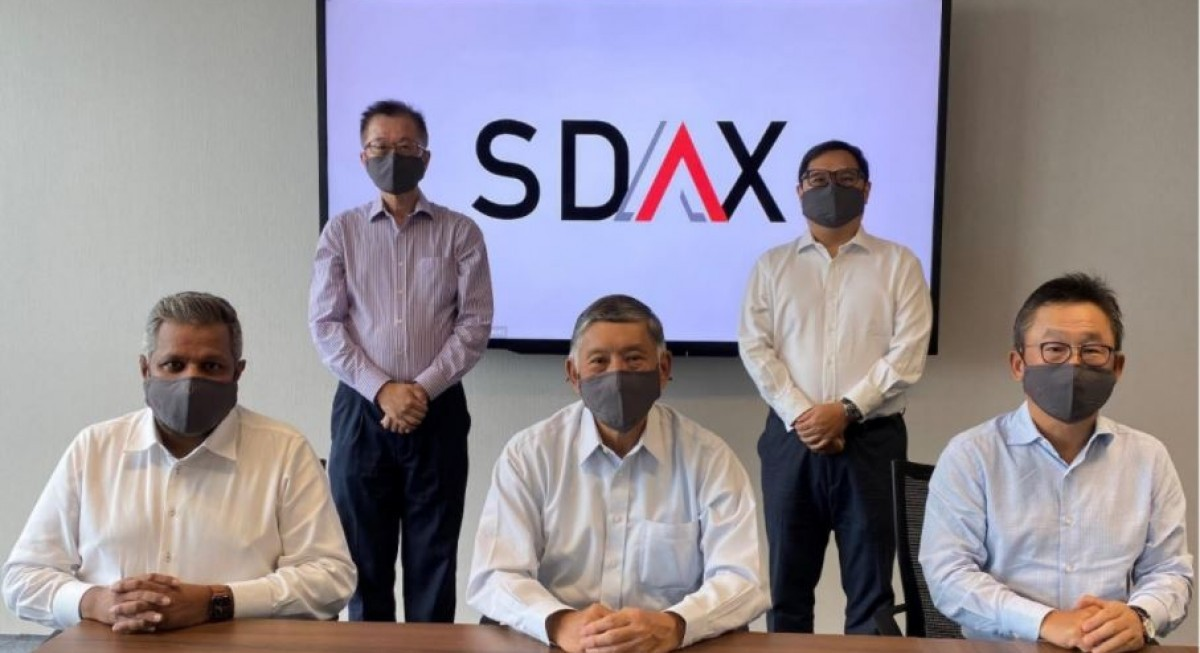 Digital asset exchange SDAX receives RMO licence from MAS - THE EDGE SINGAPORE