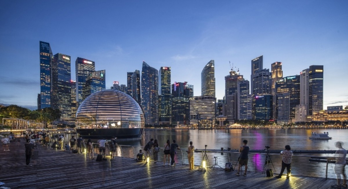 Singapore's economic reopening isn't boosting its equity benchmark - THE EDGE SINGAPORE