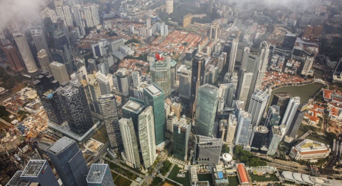 Positive outlook for office REITs as GDP recovers: DBS - THE EDGE SINGAPORE