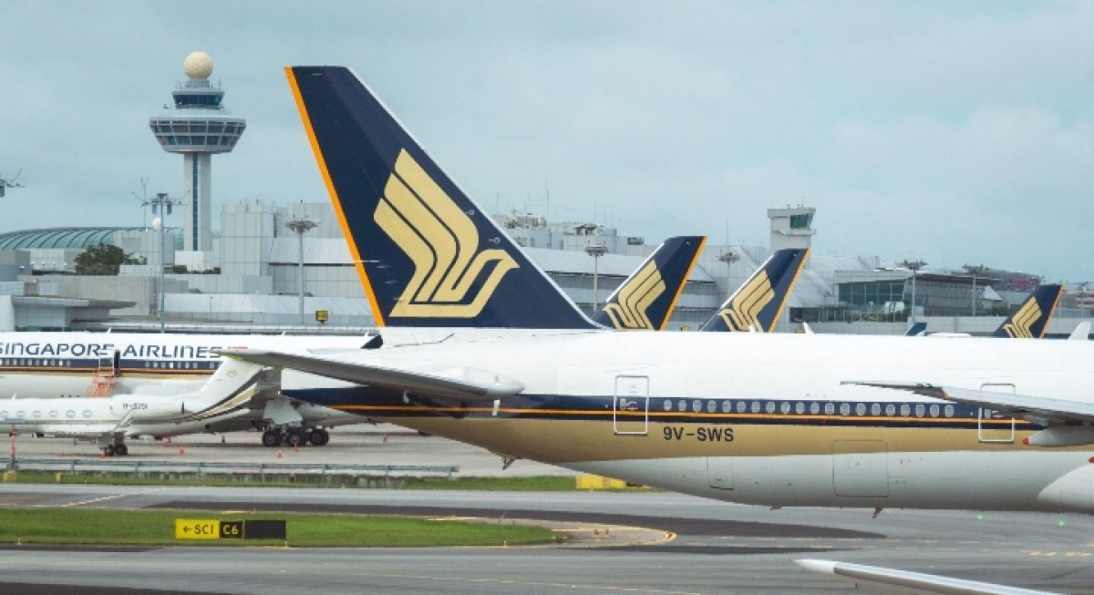 SIA reports 1H net loss of $3.47 bil on non-cash impairment and 'sharp drop' in passenger carriage - THE EDGE SINGAPORE