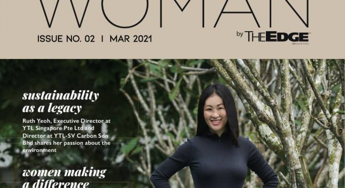 The Edge Singapore's 2nd issue of WOMAN is out now - THE EDGE SINGAPORE