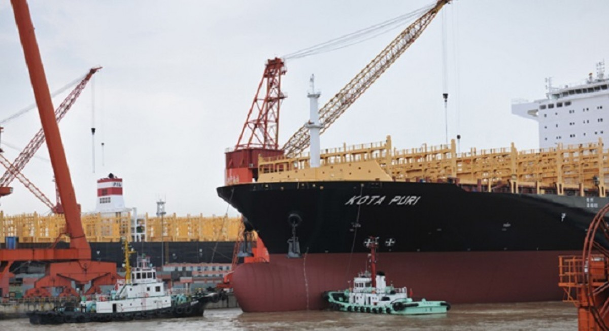 Yangzijiang wins new orders for nine vessels worth US$226 mil - THE EDGE SINGAPORE