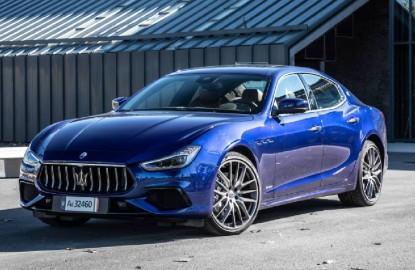 Reviewing the Maserati Ghibli Hybrid  - THE EDGE SINGAPORE